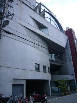 大阪市北区南扇町の貸事務所