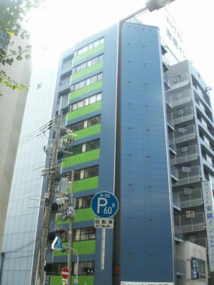 大阪市中央区農人橋の貸事務所