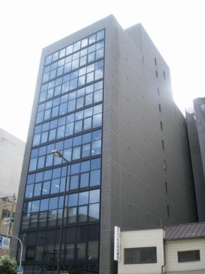大阪市中央区材木町の貸事務所