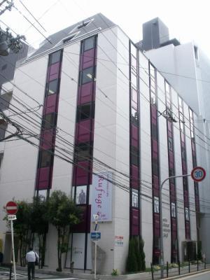 大阪市北区神山町の貸事務所