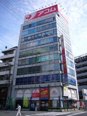 大阪市北区国分寺の貸事務所