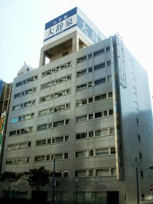 大阪市北区曾根崎新地の貸事務所