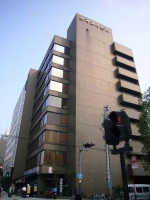 大阪市西区立売堀の貸事務所