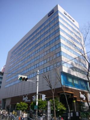 大阪市北区茶屋町の貸事務所