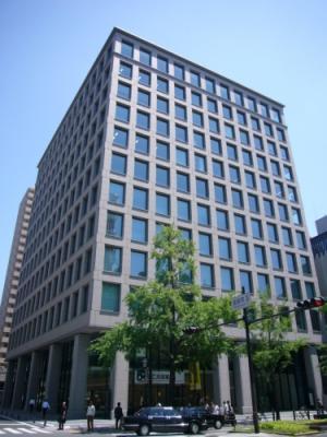 大阪市中央区道修町の貸事務所