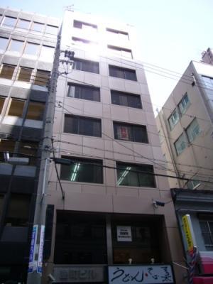 大阪市中央区島町の貸事務所