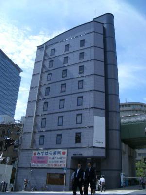 大阪市西区土佐堀の貸事務所