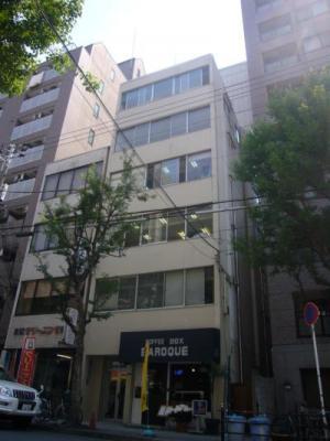 大阪市中央区内平野の貸事務所