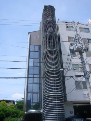 大阪市中央区法円坂の貸事務所