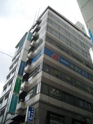 大阪市中央区日本橋の貸事務所