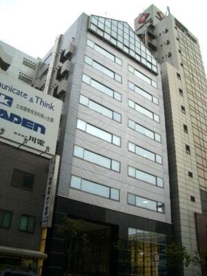 大阪市中央区高津の貸事務所