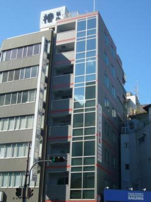 大阪市北区兎我野町の貸事務所