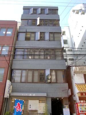 大阪市中央区北新町の貸事務所
