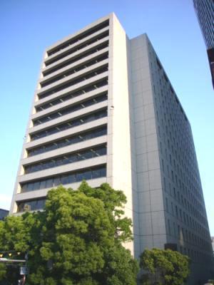 大阪市北区中之島の貸事務所