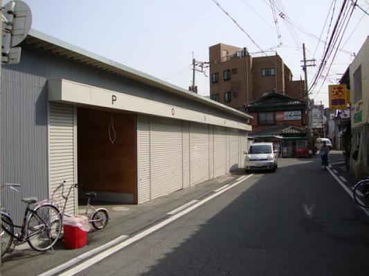 大阪市淀川区木川東の貸事務所