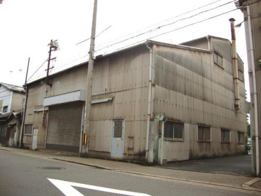 大阪市西淀川区御幣島の貸事務所