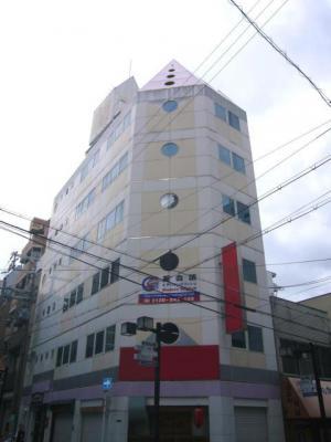 大阪市中央区上本町西の貸事務所