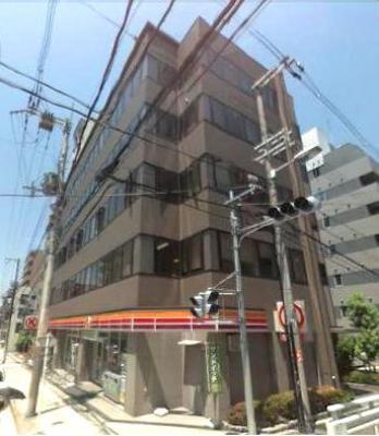 大阪市中央区内久宝寺町の貸事務所