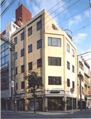 大阪市中央区平野町の貸事務所