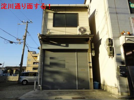 大阪市西淀川区歌島の貸事務所
