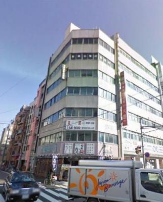 大阪市浪速区元町の貸事務所