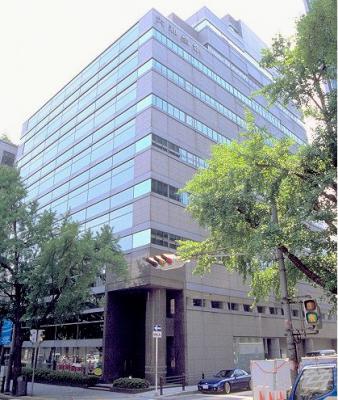 大阪市中央区伏見町の貸事務所