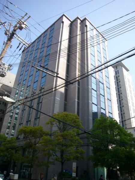 大阪市中央区今橋の貸事務所
