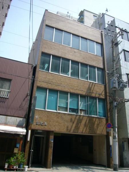 大阪市中央区内淡路町の貸事務所
