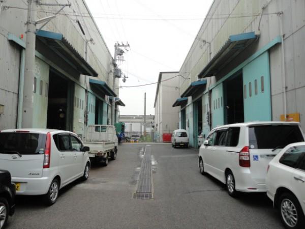 大阪市西淀川区中島の貸事務所