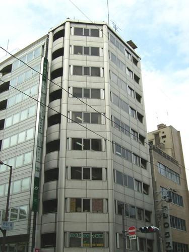 大阪市西区新町の貸事務所