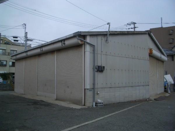尼崎市西川の貸事務所