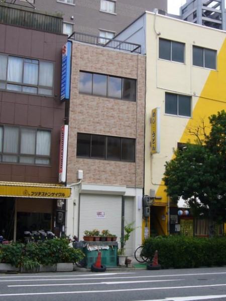 大阪市中央区瓦屋町の貸事務所