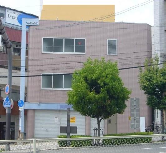 大阪市大正区三軒家西の貸事務所
