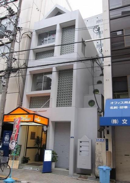 大阪市中央区船越町の貸事務所