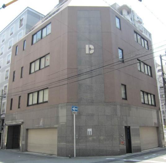 大阪市中央区釣鐘町の貸事務所