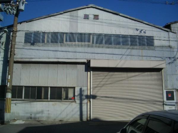 尼崎市東本町の貸事務所