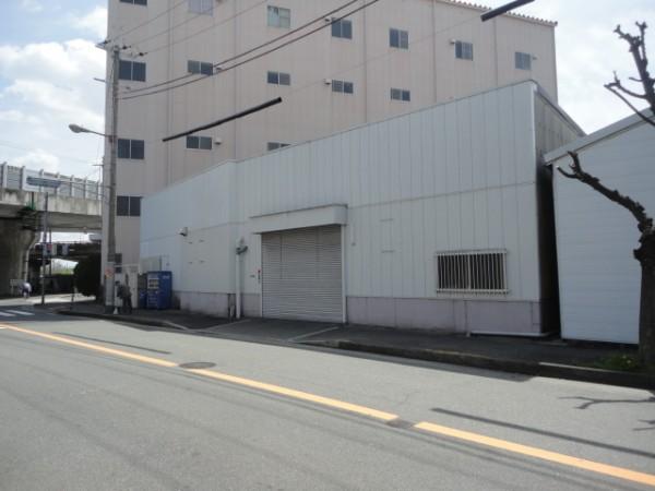 大阪市東淀川区菅原の貸事務所