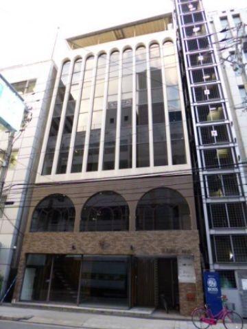大阪市中央区南久宝寺町の貸事務所