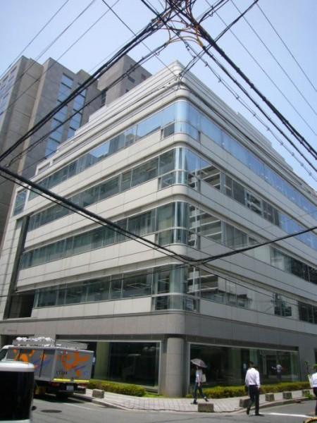 大阪市中央区安土町の貸事務所