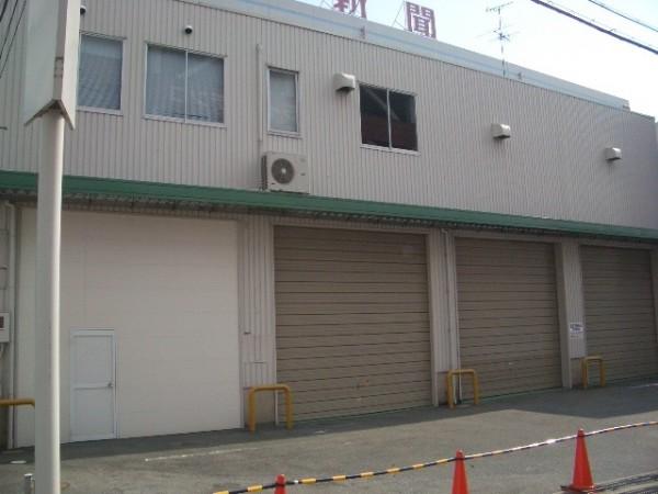 摂津市鶴野の貸事務所