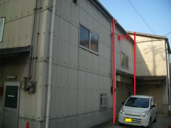 尼崎市神崎町の貸事務所