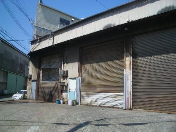尼崎市東初島町の貸事務所