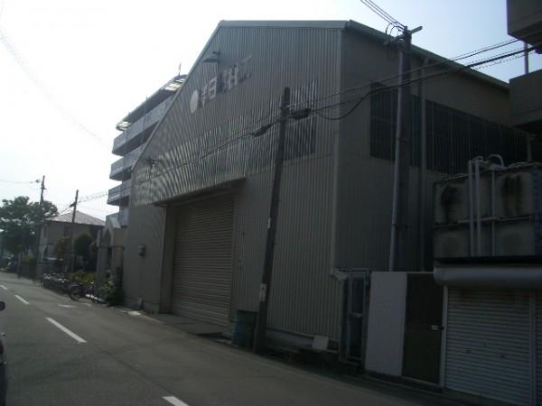 尼崎市道意町の貸事務所