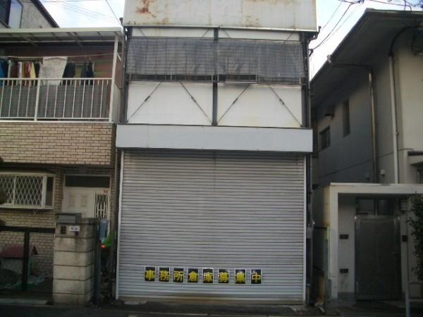 大阪市東淀川区淡路の貸事務所