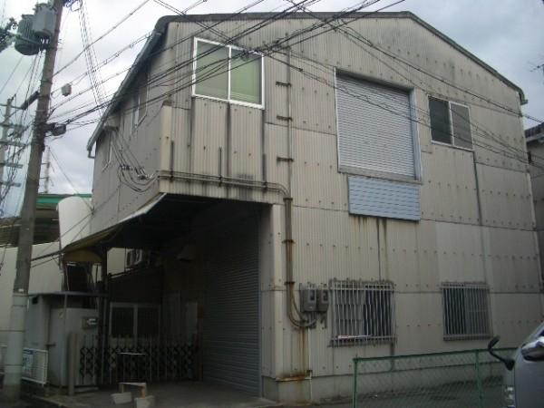 川西市加茂の貸事務所