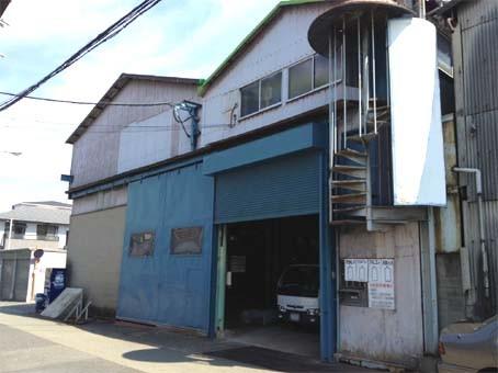 尼崎市額田町の貸事務所