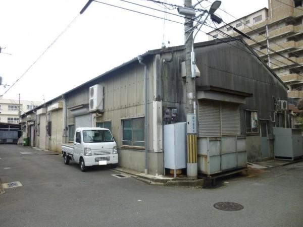 東大阪市渋川町の貸事務所