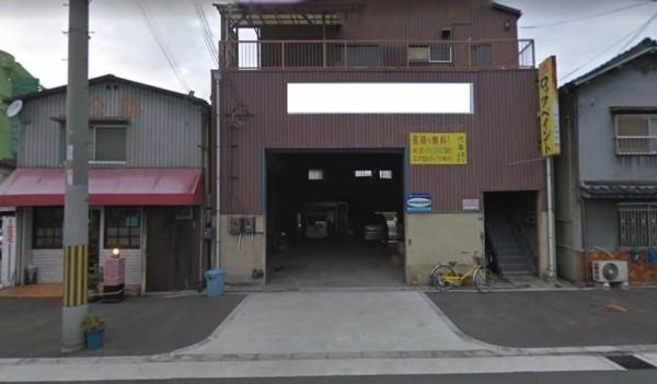 大阪市港区福崎の貸事務所
