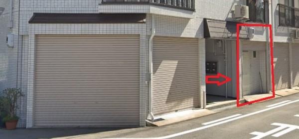 大阪市此花区西九条の貸事務所
