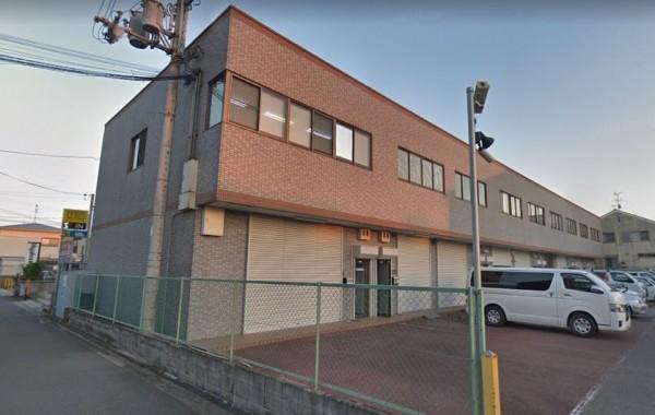 東大阪市西堤学園町の貸事務所